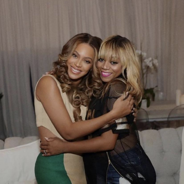 Beyoncé Reunited With Another OG Destiny's Child Member
