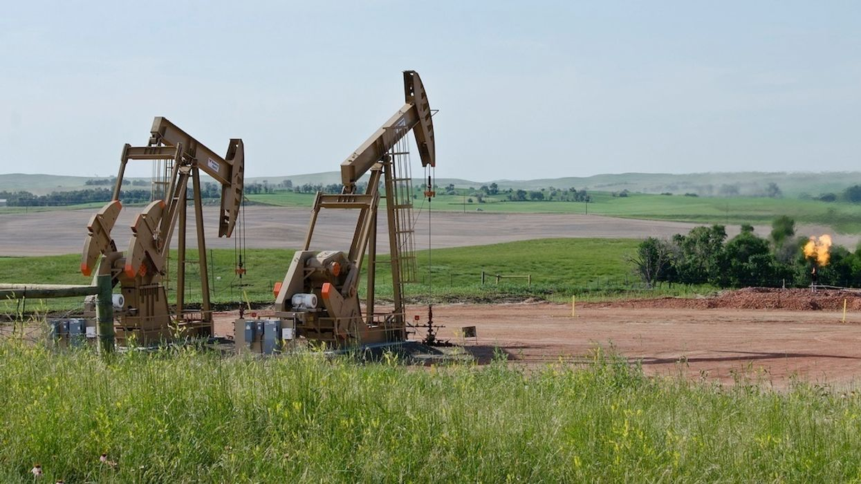Pipeline Leaks 63,840 Gallons of Produced Water in North Dakota