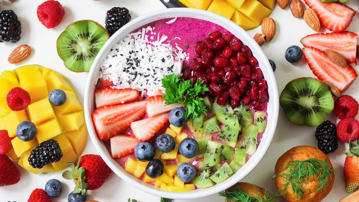 5 Ingredients for Health: Starting with Food