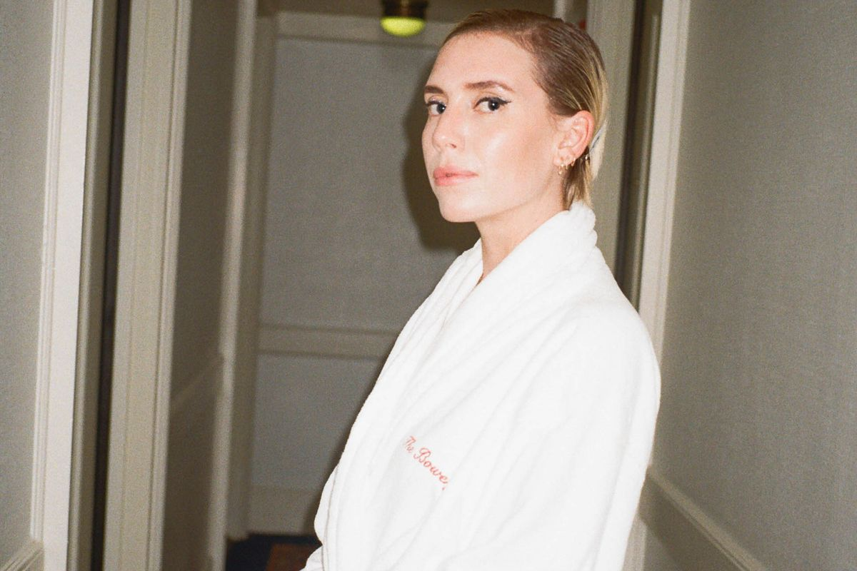 Getting Into Glam With Lykke Li