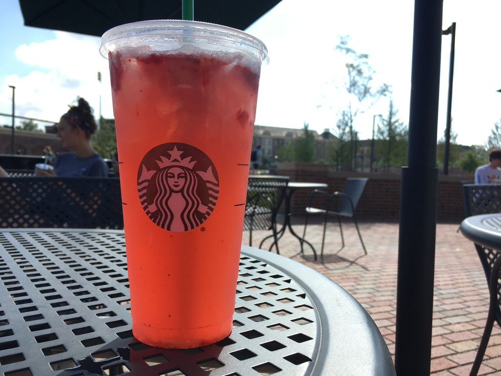 10 Signs You're Dangerously Addicted To Strawberry Acai Refreshers