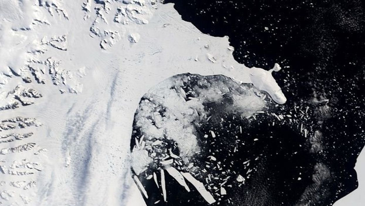 How a huge, underwater wall could save melting Antarctic glaciers
