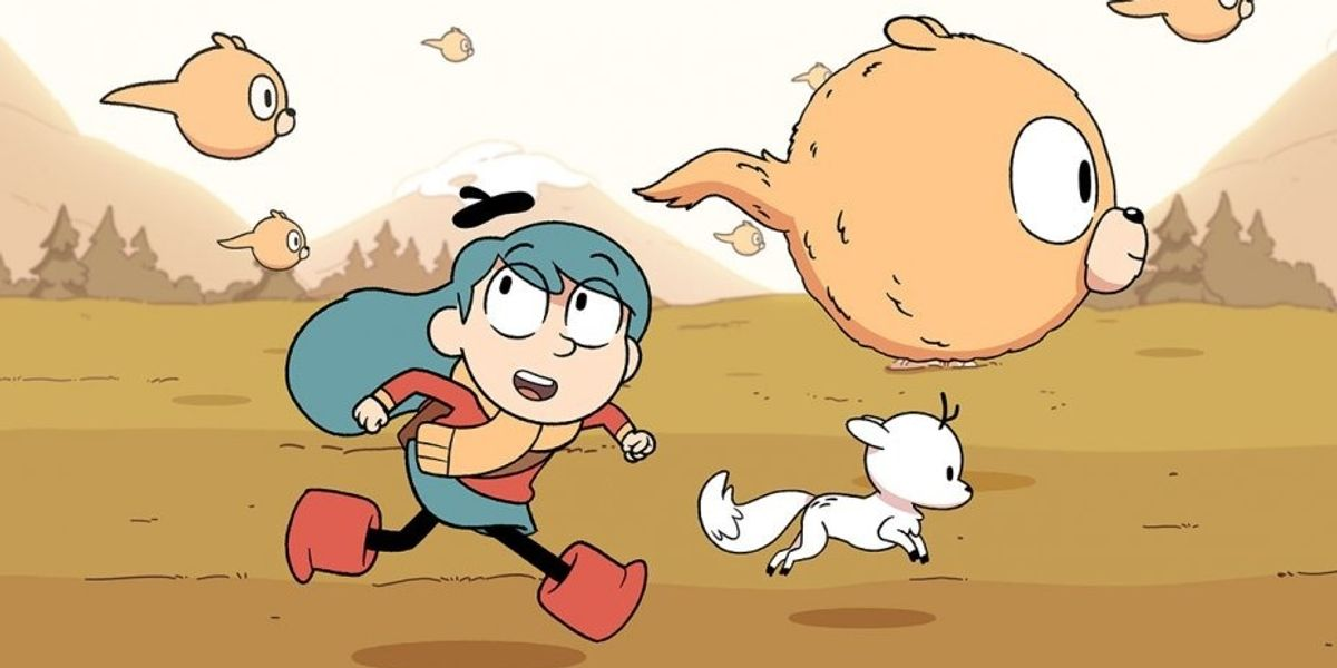 Grimes' Theme Song for 'Hilda' is Pure Magic