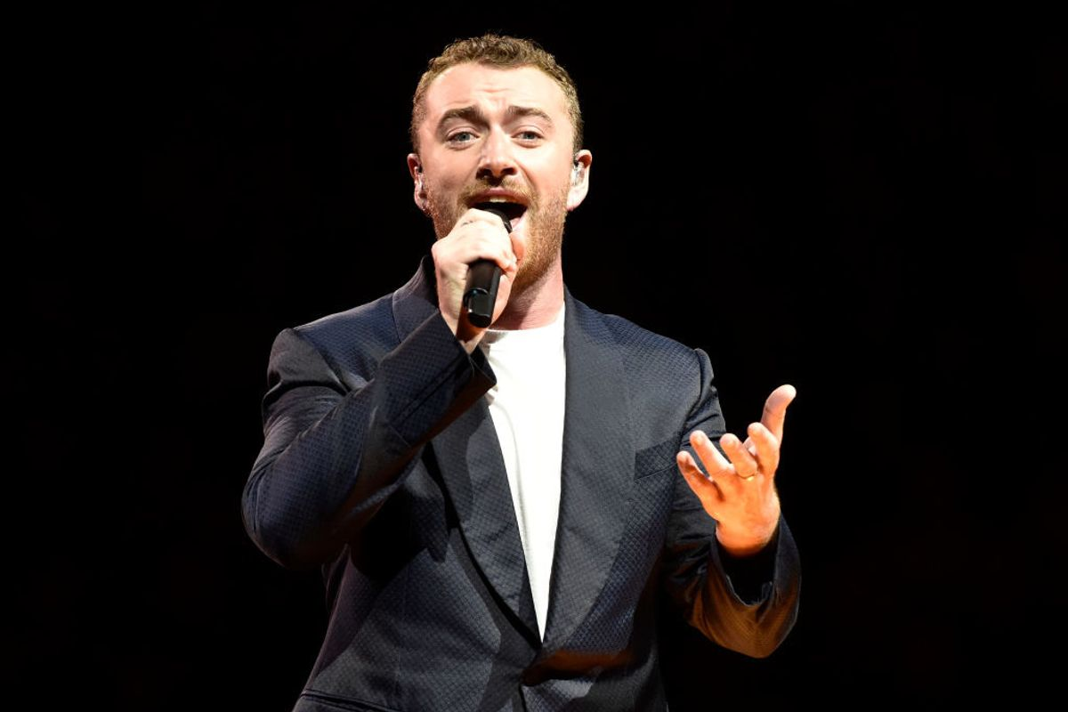 Sam Smith Cancels on iHeartRadio Fest Last Minute