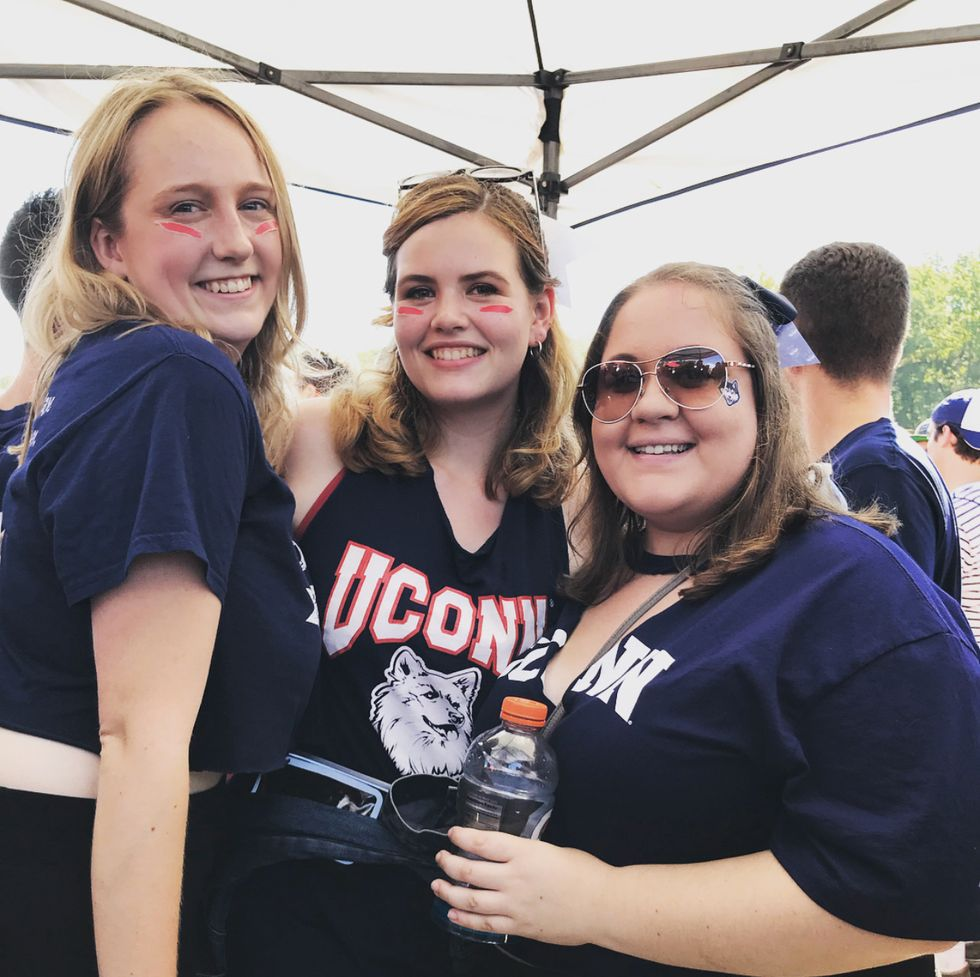 UConn Tailgates Aren't Something You Want To Miss