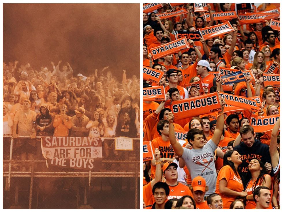 9 WaysYour High School Football Games Were Different Than College Football Games