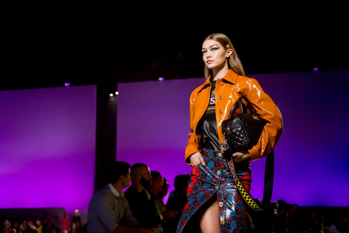 Michael Kors Might Be Buying Versace