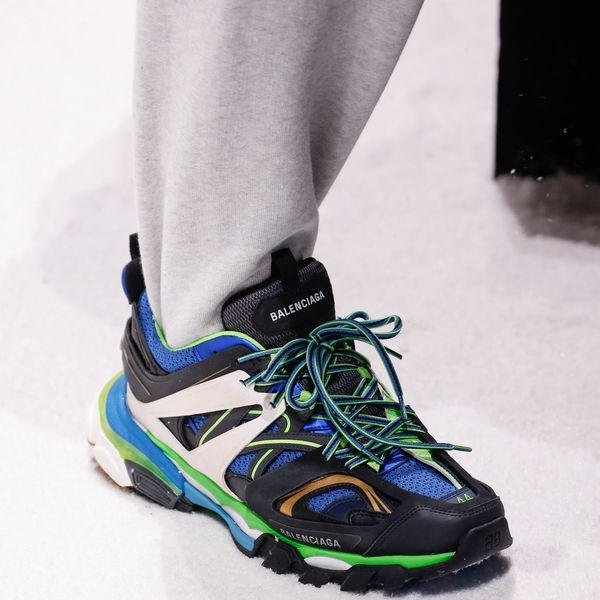 Demna Gvasalia's Dad Sneaker Obsession Persists