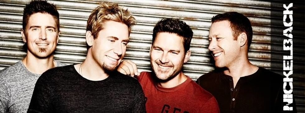 Everyone Hates On 'Nickelback' But They Are Actually The Greatest Band Of All Time