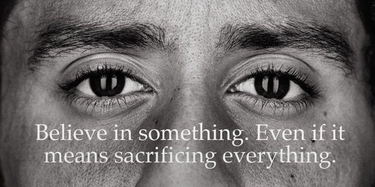 Nike's Kaepernick Ads Are Paying Off