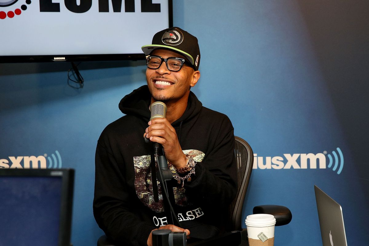 T.I. Is Curating A Pop-Up Trap Museum