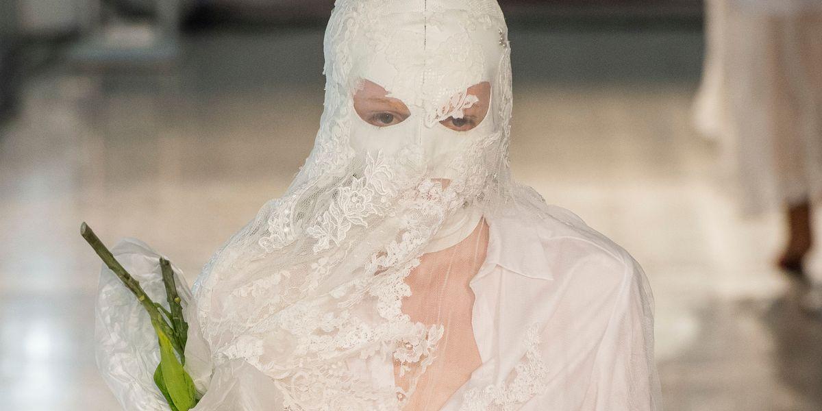 A.F. Vandeforst's Runaway Brides Reimagined the Wedding Dress