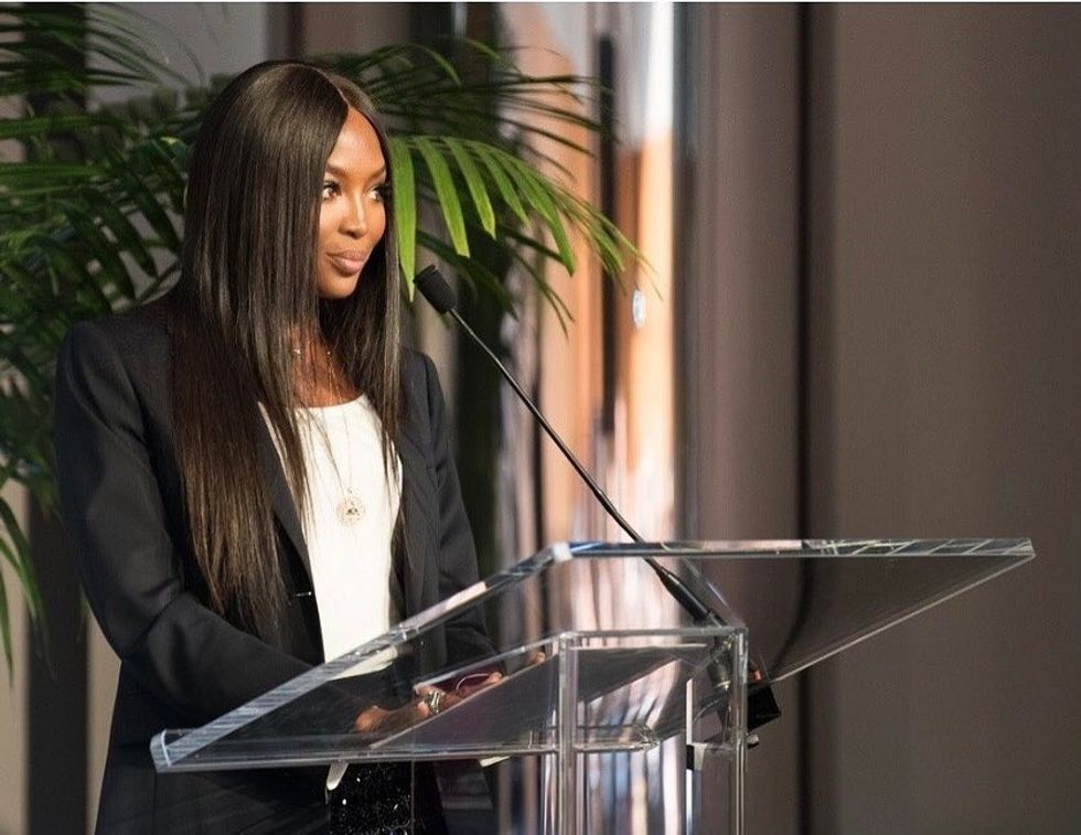 5 Things I've Learned From Naomi Campbell And 4 Other British Beauties