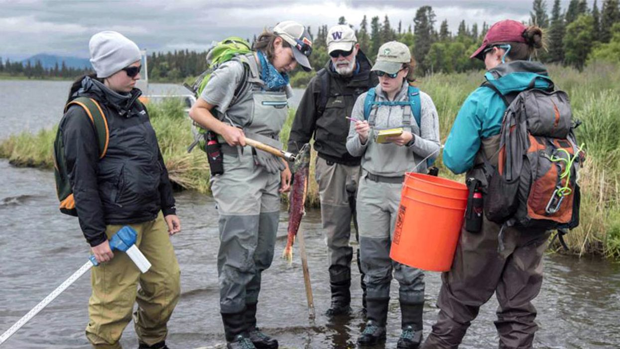 Sharing Knowledge and Salmon Across the Bering Sea