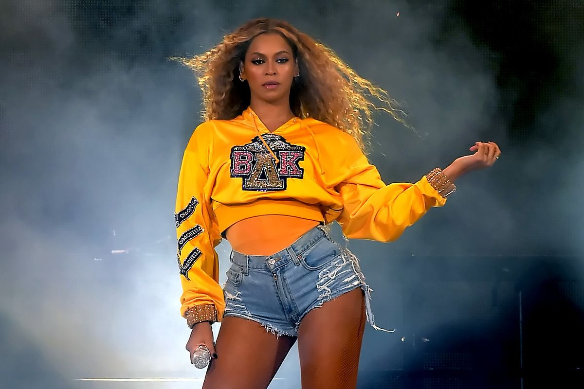 Bid On a Replica of Beyoncé's Coachella Sweatshirt For Charity