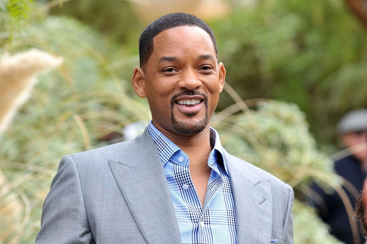 Will Smith Bungee Jumps Off a Helicopter for 50th Birthday