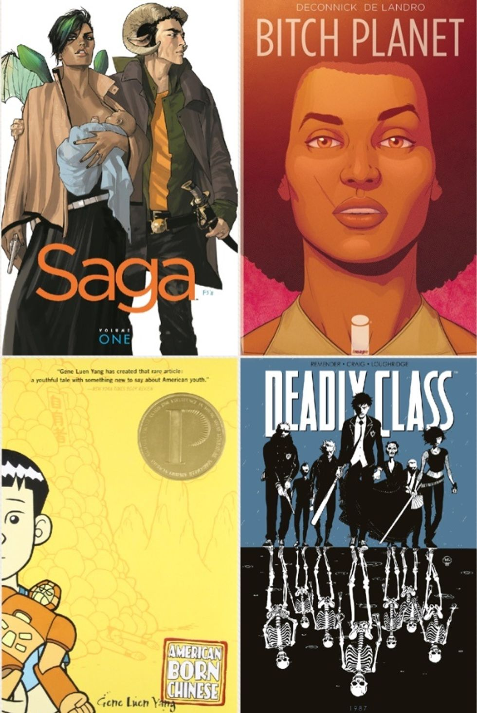 10 Best Graphic NovelsWith POC and LGBTQ+