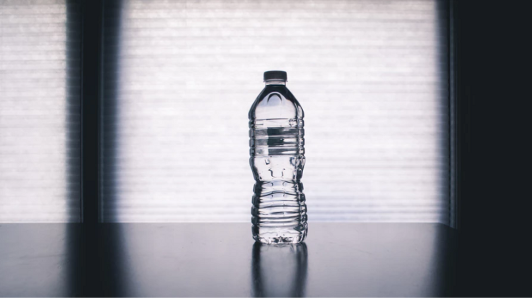 Unsplash- Water bottle
