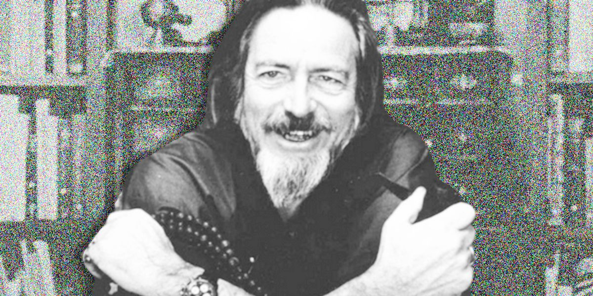 Philosopher Alan Watts: 'Why modern education is a hoax'