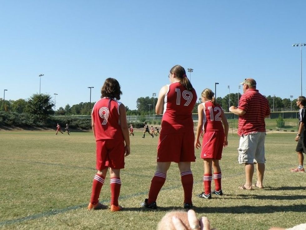 I'm The Girl Who Left Soccer Behind And I'll Forever Miss The Friends, Cleats, And Orange Peels