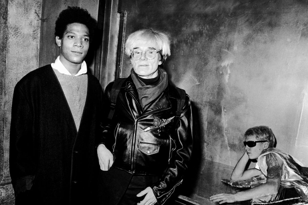 A Basquiat Musical Is Coming