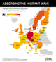 Graphic Truth: Absorbing The Migrant Wave