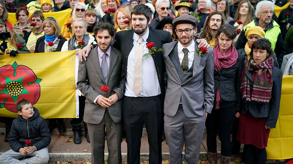 UK Jails First Environmental Activists in 86 Years Over Fracking Protest