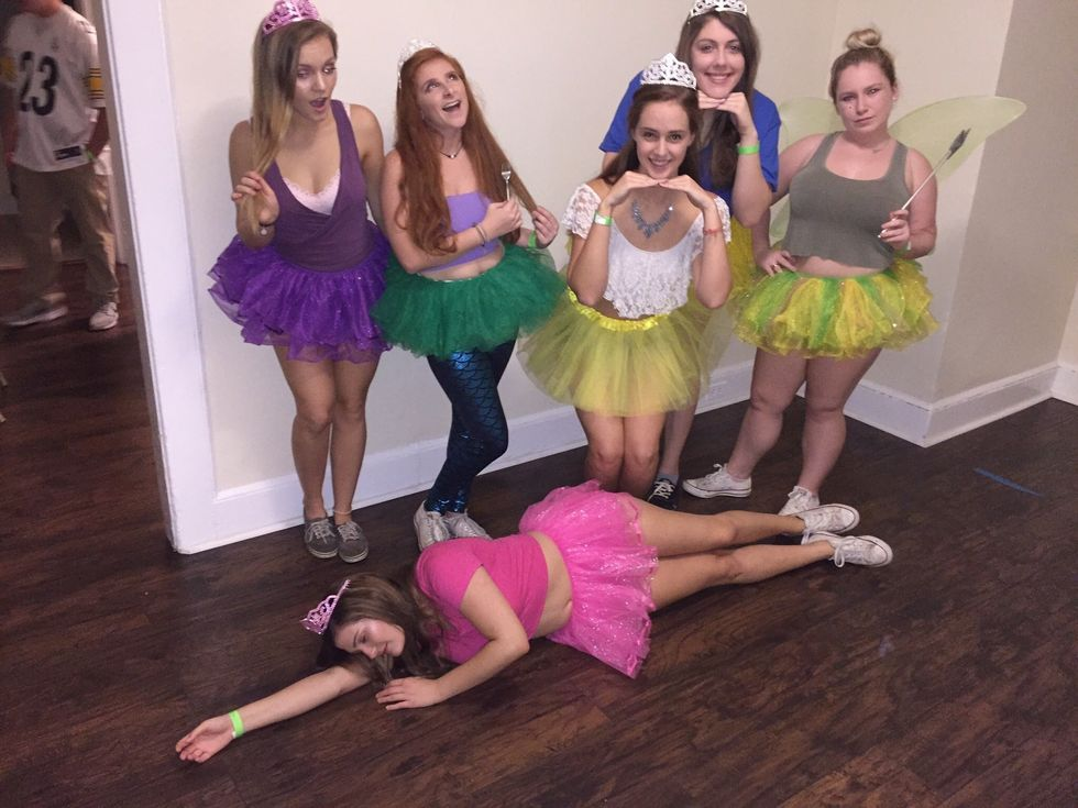 disney group costume ideas