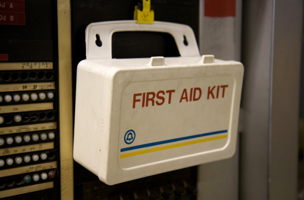 Flickr- First aid kit