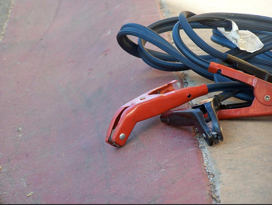 Flickr- Jumper cables