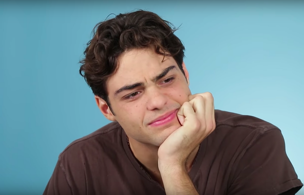 13 Noah Centineo Tweets That Made Me Say 'Whoa, Whoa, Whoa' And NOT In The Good Way