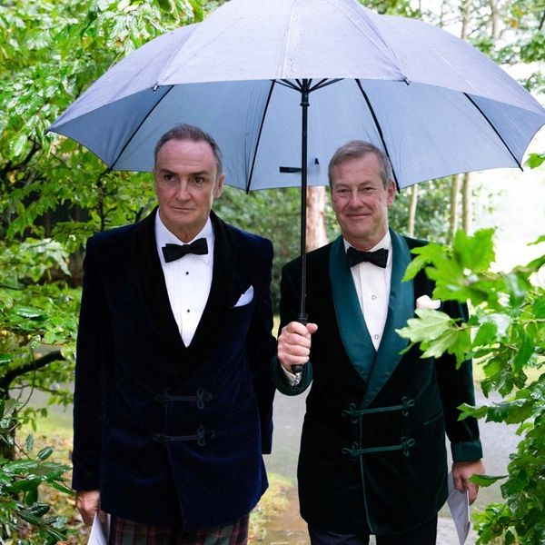 Lord Ivar Mountbatten Makes Royal History With Gay Wedding