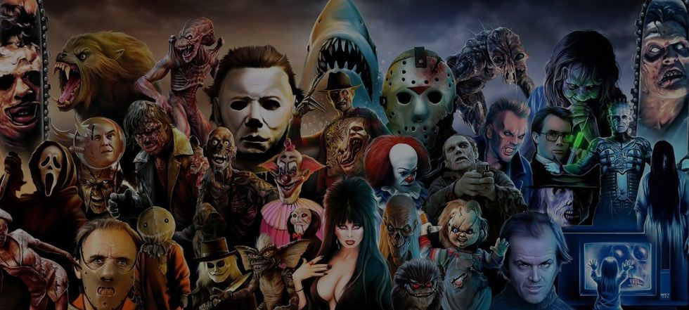The 'October Horror Movie Challenge' (A.K.A. The Best 31 Days of the Year)