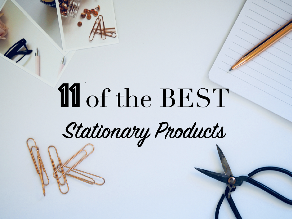 Best Stationary Items