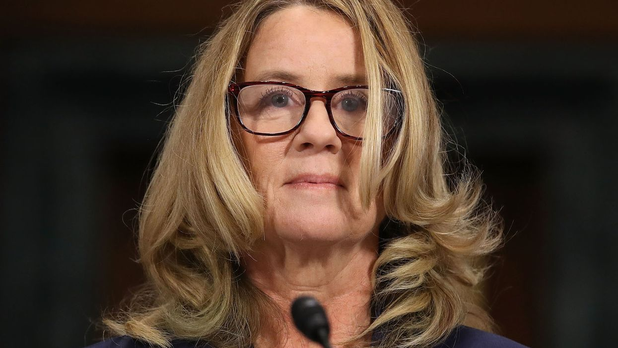 Read: Christine Blasey Ford's opening statement to Senate