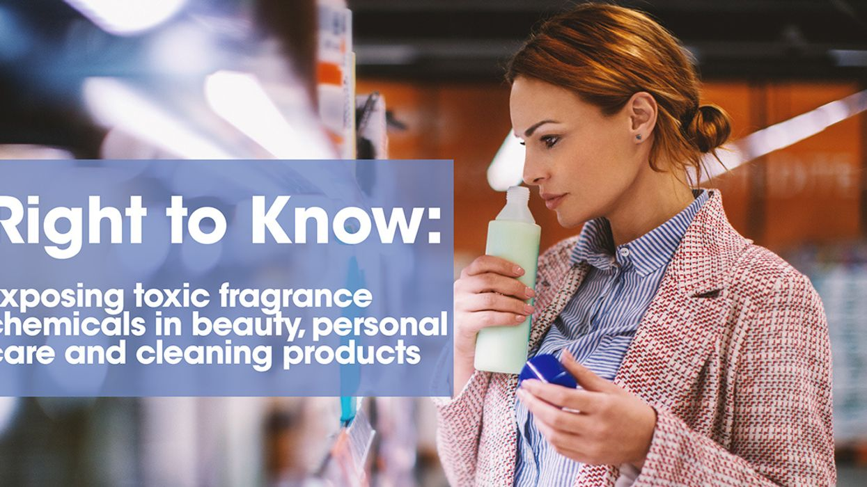 New Report Highlights Toxic Chemicals in Consumer Products
