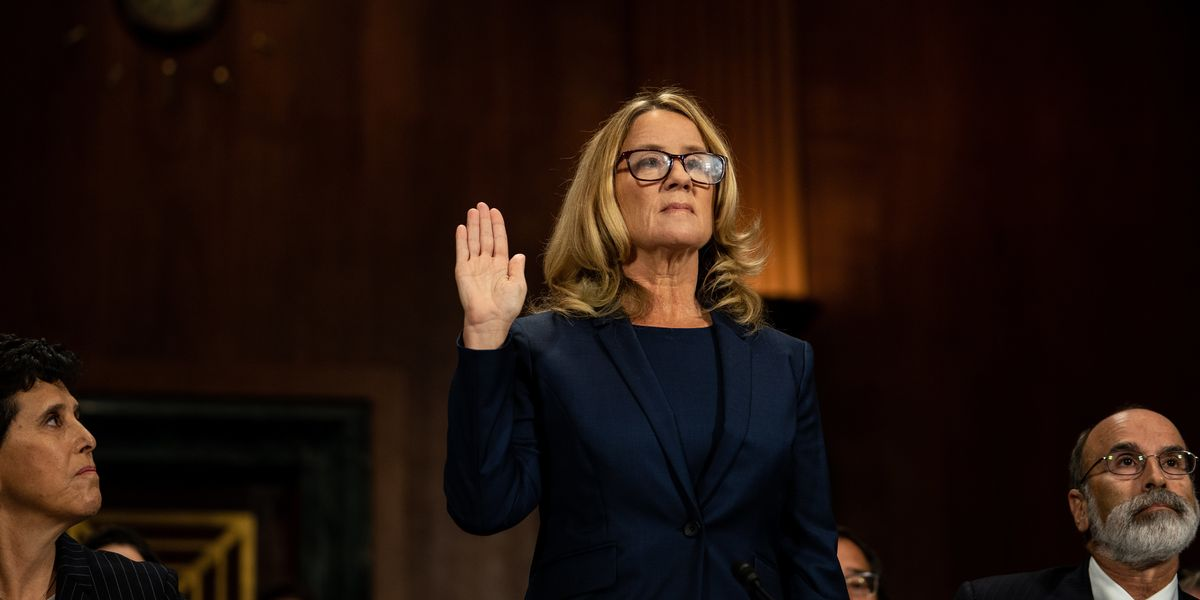 Women React on Twitter to Kavanaugh Hearing With Fury and Awe