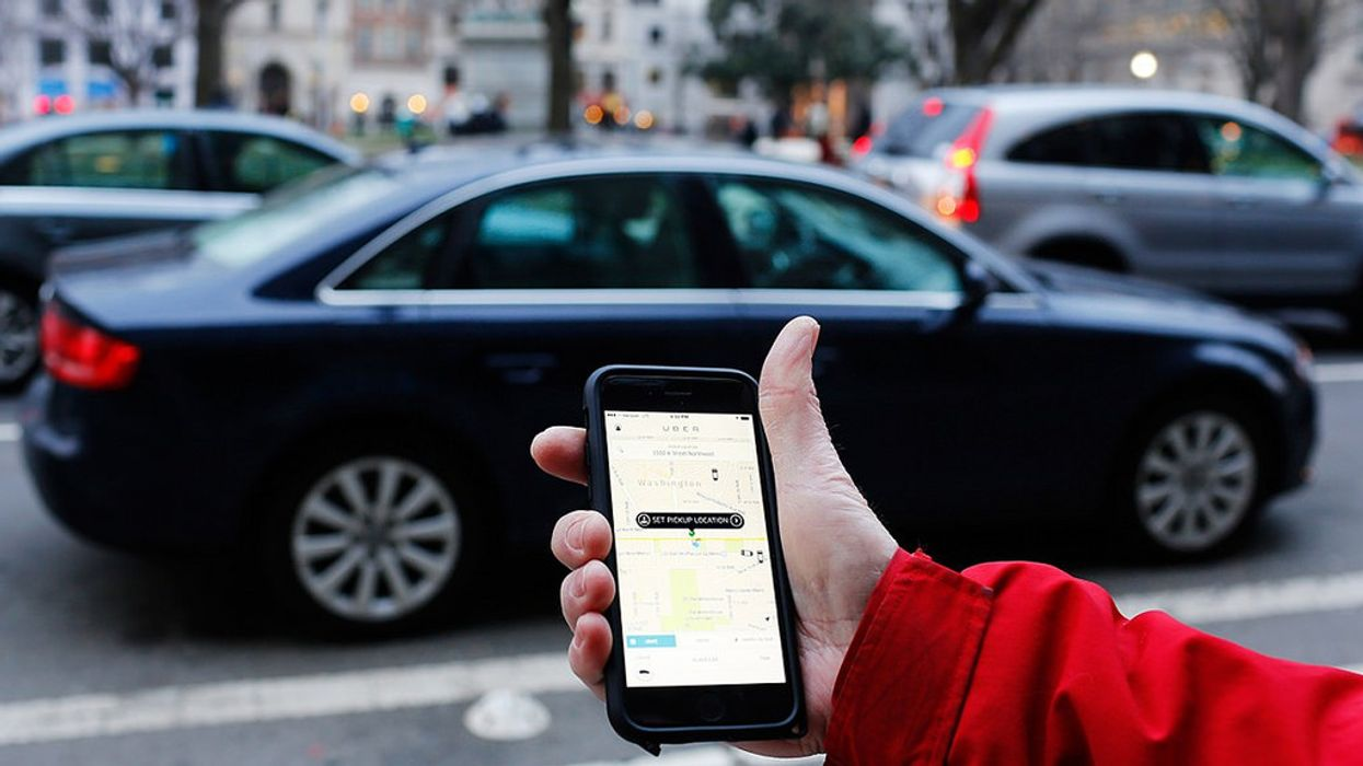 Uber drivers are earning 53% less than they did in 2013