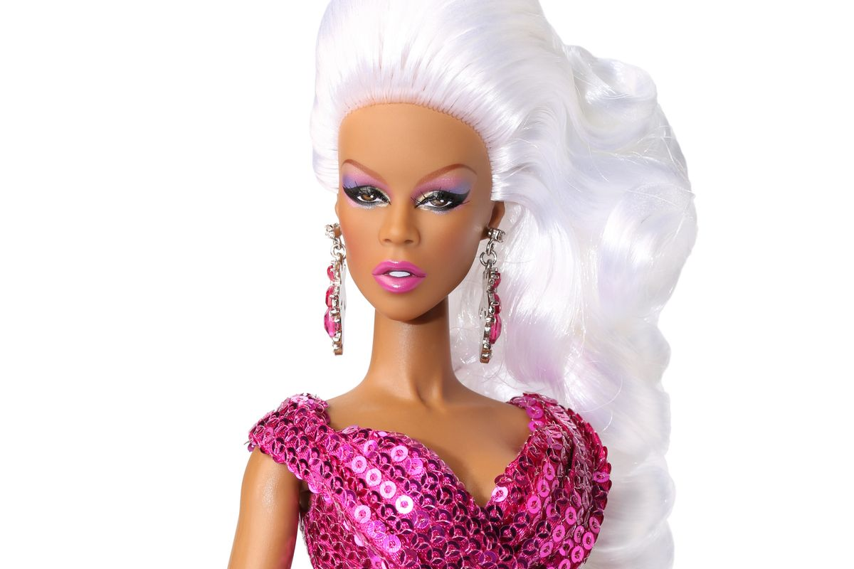 Jason Wu Launches a New Series of RuPaul Dolls