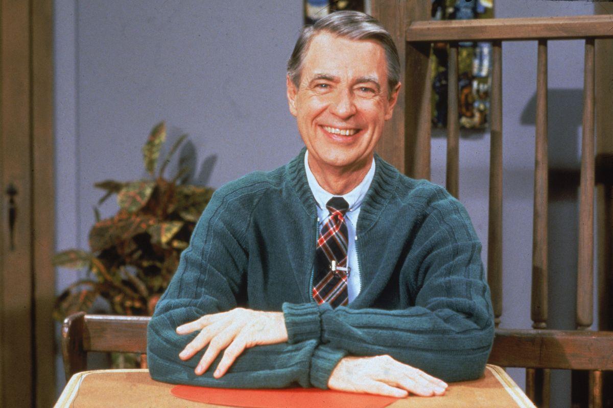 Tom Hanks as Mister Rogers is the Break We All Need