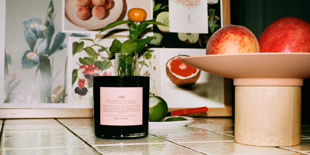 Behind the Making of Boy Smells' New LES Candle