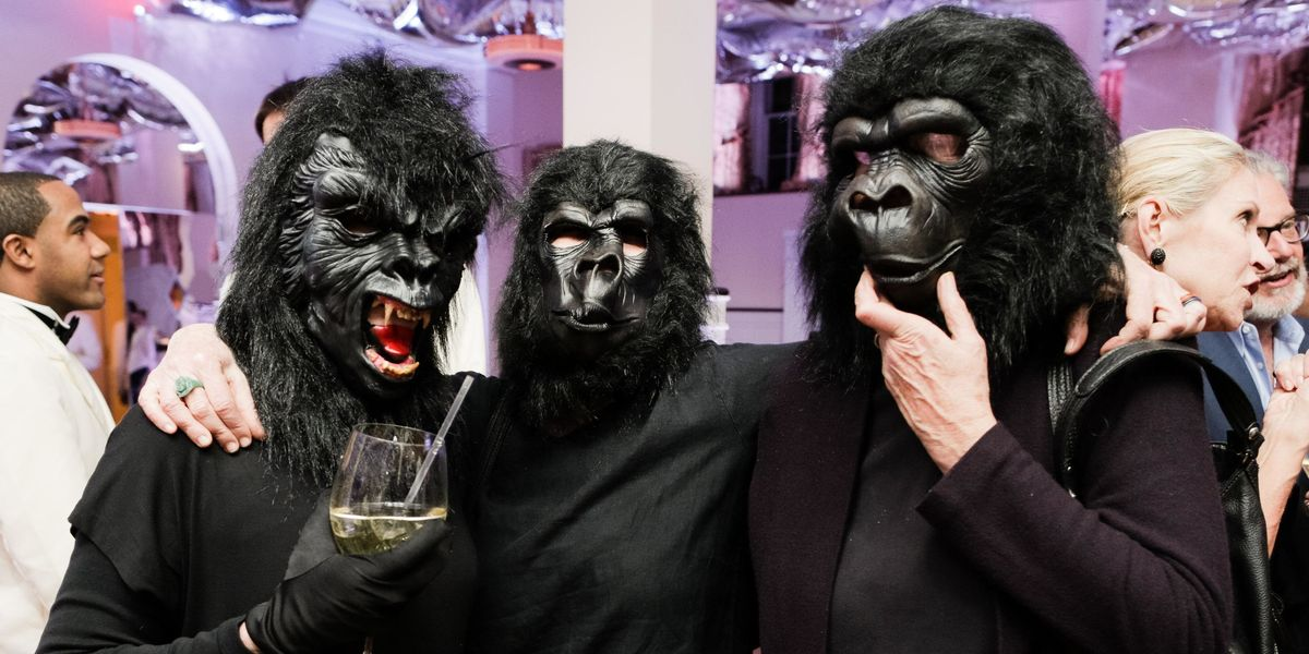 The Guerrilla Girls Have A #MeToo Proposal For Museums