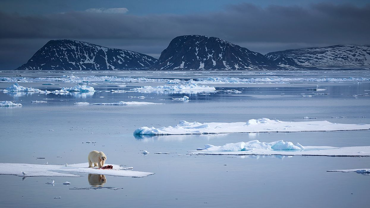 Arctic Sea Ice Summer Minimum in 2018 Is Sixth Lowest on Record