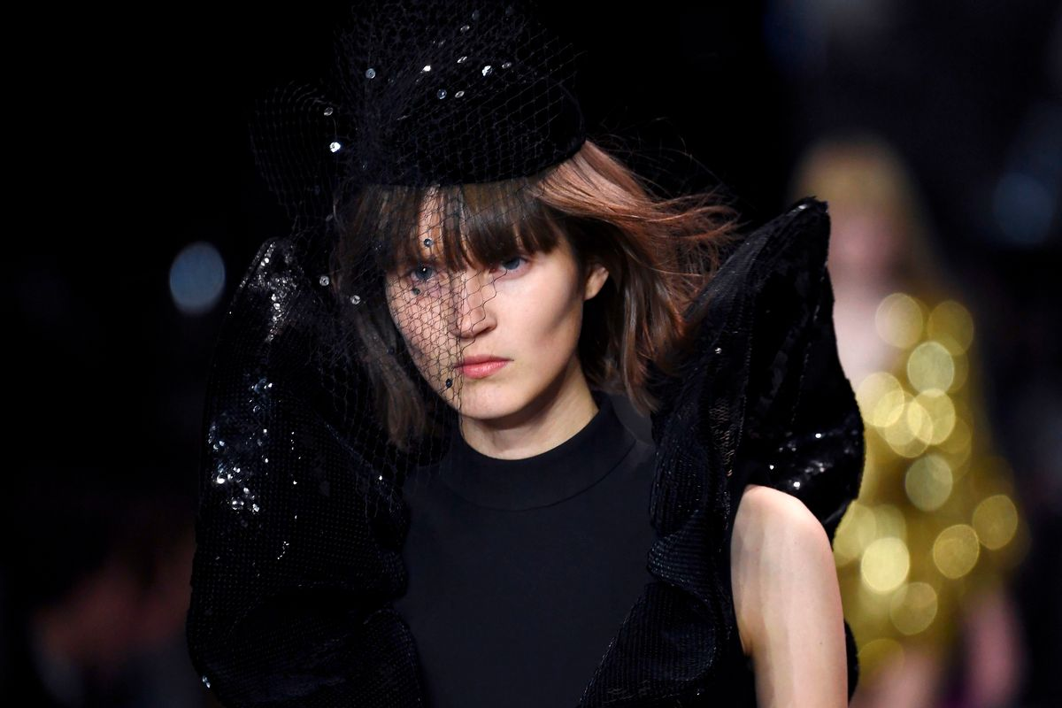 Hedi Slimane Returns With His First Celine Collection