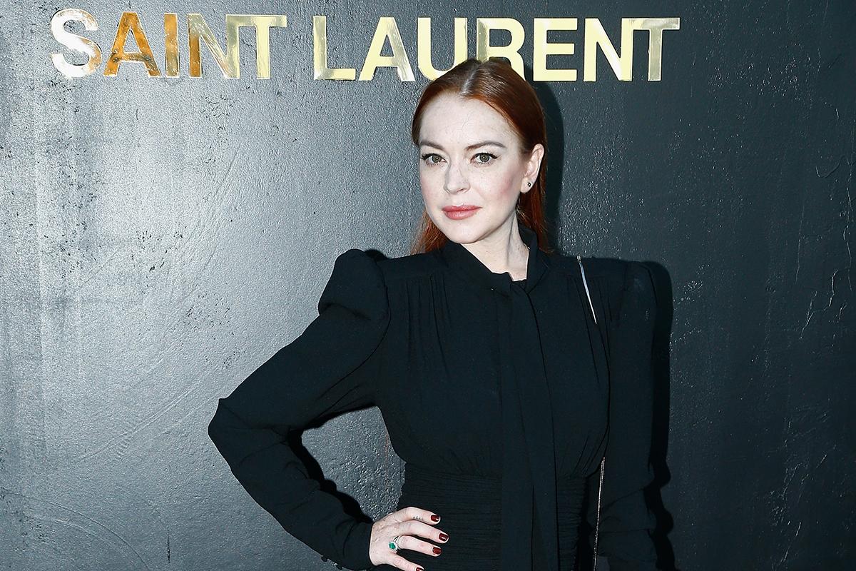 What Happened on Lindsay Lohan's Instagram Live