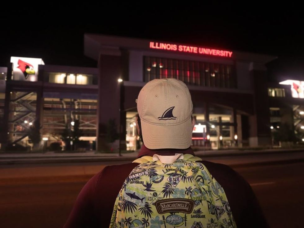 Margaritaville Brings A 'Back To School' Scavenger Hunt To Illinois State University