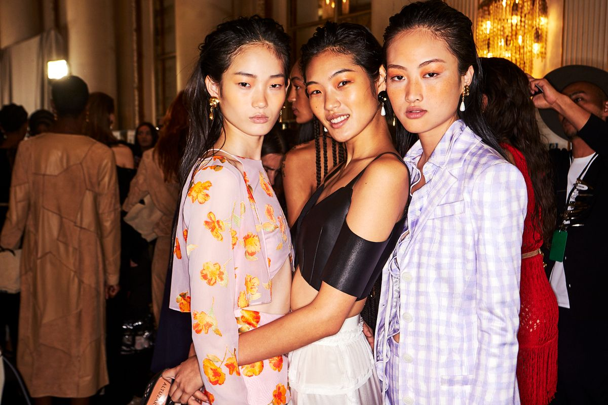 'Call Me By Your Name' Inspired Altuzarra Spring 2019