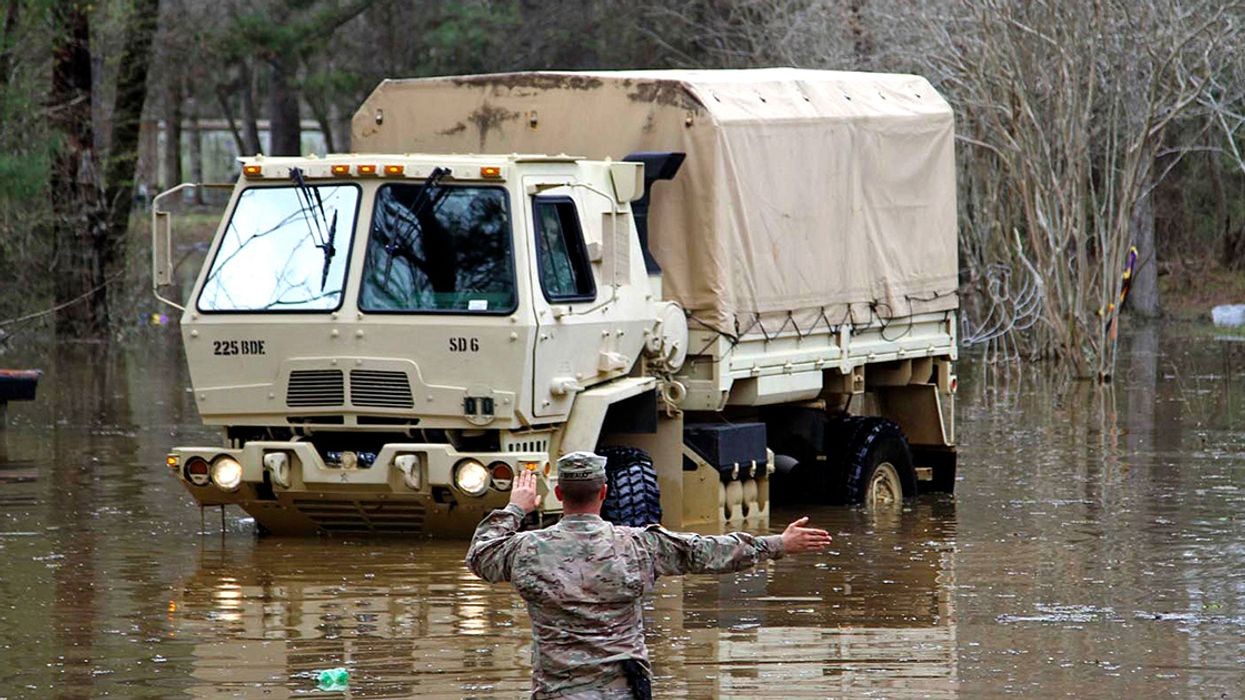 The U.S. Defense Department Is Losing the Battle Against Climate Change