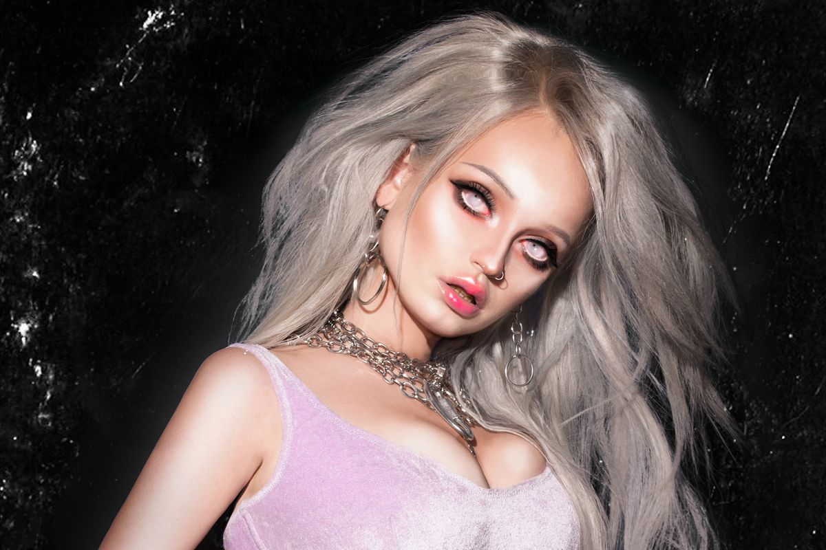 Kim Petras Introduces Her Dark Side On Halloween Mixtape