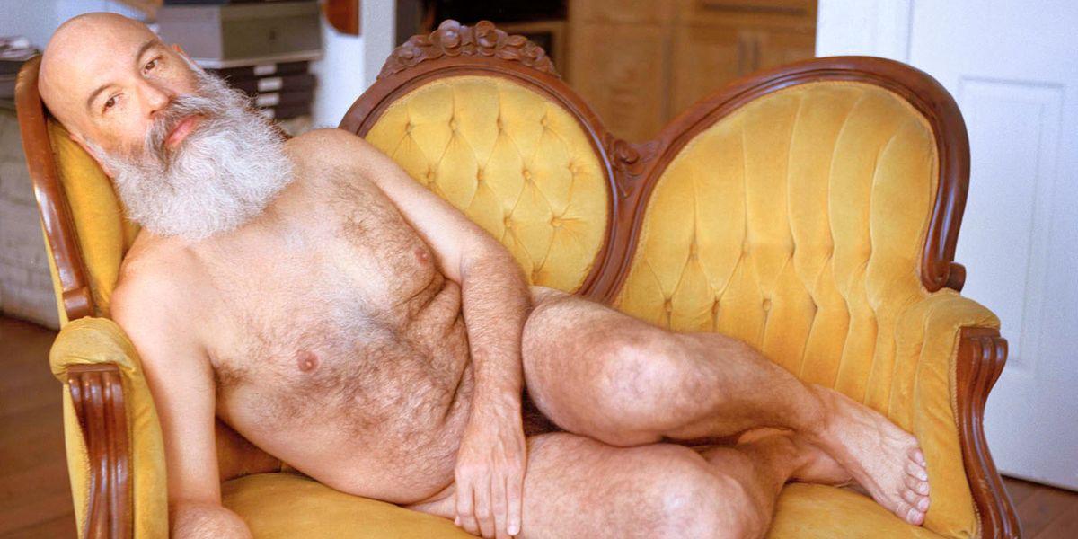 15 Intimate Portraits of Older Queer Men